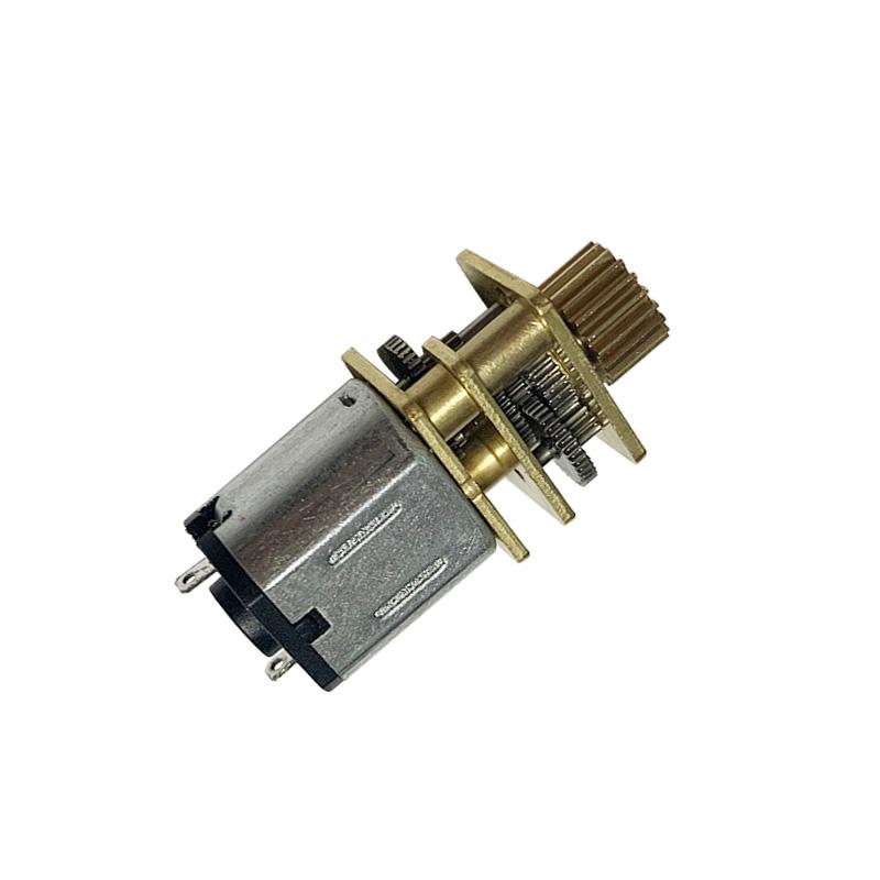 【齊恩】N10智能門鎖微型減速電機單反照相機快門閃光直流馬達